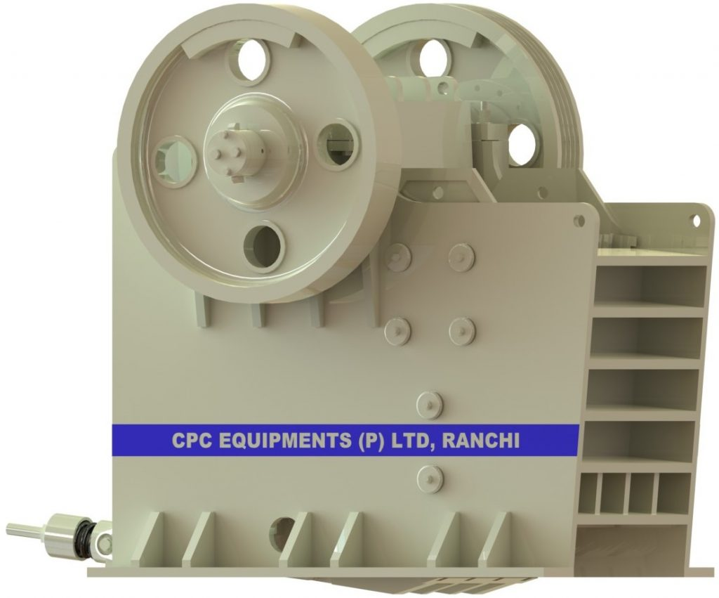 Primary Jaw Crusher CPC Ranchi Jharkhand