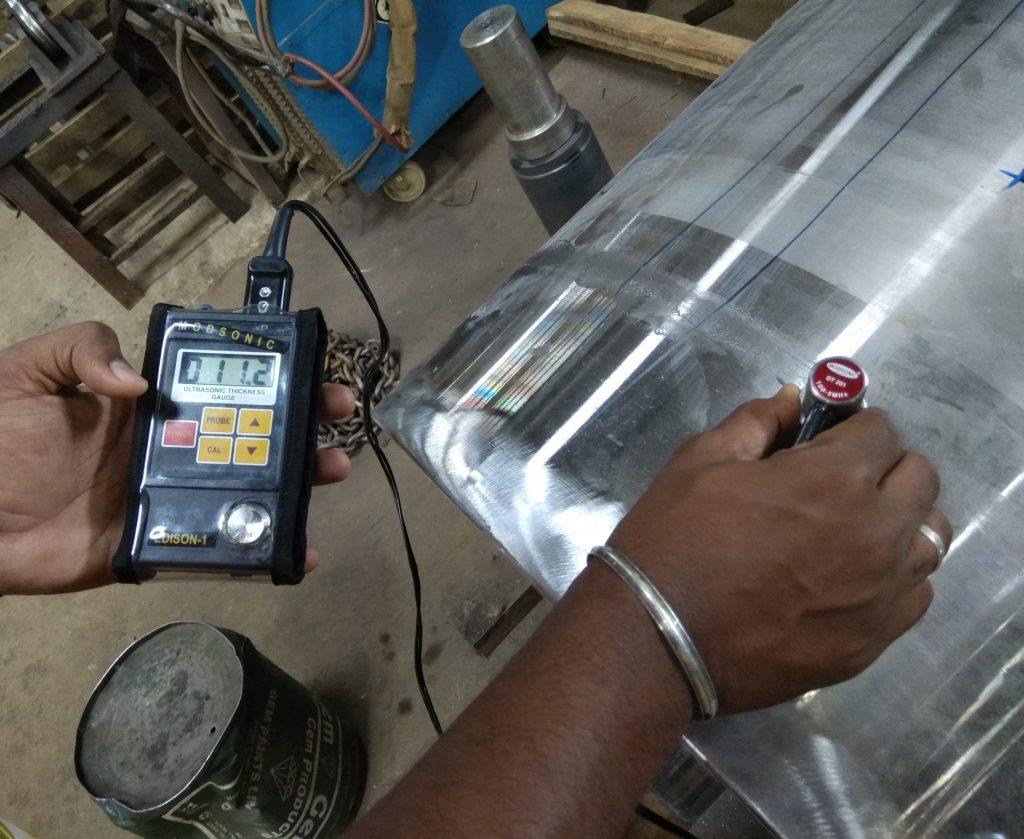 Ultrasonic Testing of Shafts