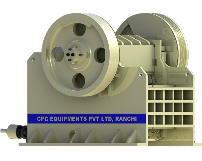 Stone Crusher Secondary (Rhino Series) manufactured by CPC Ranchi
